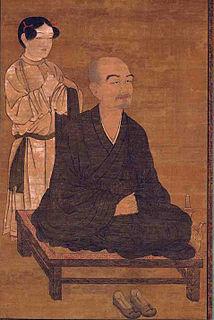 Tang Dynasty Buddhist monk