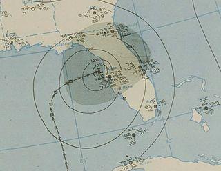 1945 Outer Banks hurricane