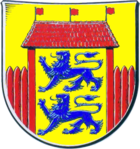 Coat of arms of the city of Husum