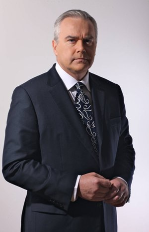 Huw Edwards (journalist) - Edwards in 2013