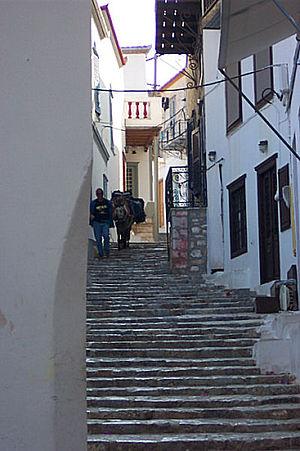 Hydra street