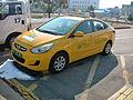 Hyundai Accent Uijeongbu Driving.JPG