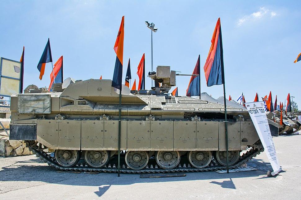 IDF-Nammer-CEV-02-Zachi-Evenor