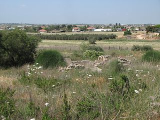 Dayr Tarif Place in Ramle, Mandatory Palestine