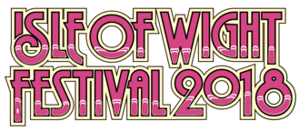 Isle of Wight Festival - Logo of the 2018 Isle of Wight Festival