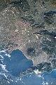ISS-61 Mount Vesuvius between Naples and Pompei, Italy.jpg