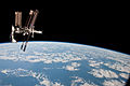 ISS and Endeavour seen from the Soyuz TMA-20 spacecraft 21.jpg