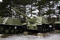 ISU-122 1944 at Sapun-Gora.jpg