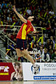 Ibán Pérez - Bilateral España-Portugal de voleibol - 02.jpg