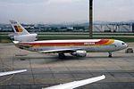"""Iberia McDonnell Douglas DC-10-30 EC-CEZ """"Costa del Azahar"""" (24395951055).jpg"""