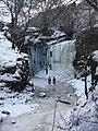 Ice climbing - geograph.org.uk - 1656932.jpg