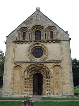 Iffley Church of St Mary the Virgin - geograph.org.uk - 288872