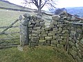 Iffy Stile and Wall - geograph.org.uk - 650379.jpg