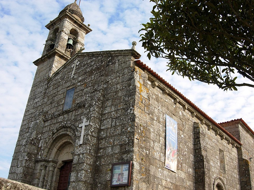 Iglesia de San Salvador de Meis