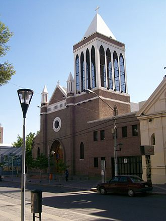 Roman Catholic Diocese of Neuquén - Cathedral of Mary Help of Christians