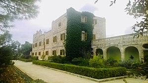 Girgenti Palace - Image: Il Palazz tal Girgenti panoramio (1)
