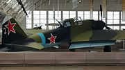 Ilyushin Il-2M3 of Flying Heritage Collection tail.jpg