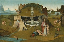 Imitator of Hieronymus Bosch - The Garden of Paradise - 1936.239 - Art Institute of Chicago.jpg