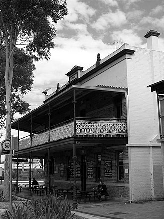 Rooty Hill, New South Wales - Image: Imperial Hotel