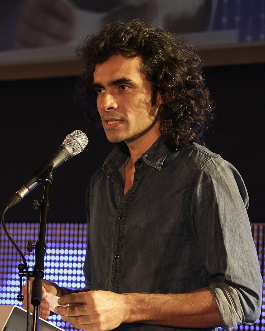 Imtiaz Ali at Horasis Global India Business Meeting 2012 crop