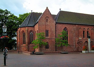 Nicolaïkerk (Appingedam) - The Nicolaïkerk in 2012