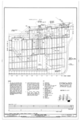 Inboard Profile, Section 5 of 5 - Ship BALCLUTHA, 2905 Hyde Street Pier, San Francisco, San Francisco County, CA HAER CAL,38-SANFRA,200- (sheet 36 of 69).png