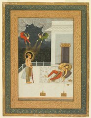 The dream of Zulaykha, from the Amber Album