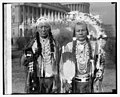 Indian chiefs of the Yakima Tribe of Washington State, 1-17-27 LCCN2016842683.jpg