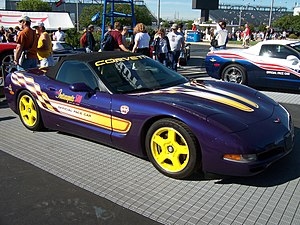 1998 Indianapolis 500 - Image: Indy 500pacecar 1998