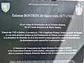 Informations sur Etienne Bontron, dit Major. Montussaint.jpg