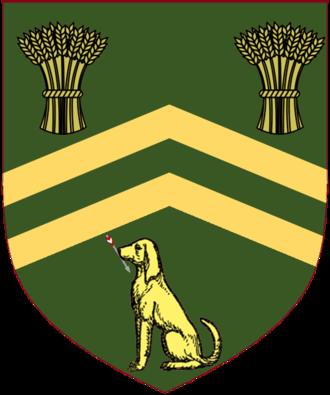 John Taylor, Baron Ingrow - The arms of Lord Ingrow