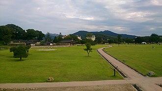 Seosan - Haemieupseong Fortress Interior
