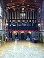 Inside St Mary's Guildhall, Coventry.jpg