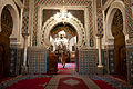 Inside of a mosque in Fes (5364764412).jpg