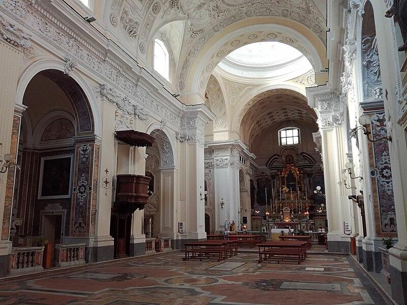 Sant'Agostino degli Scalzi su =ANTEAS Mani Amiche=