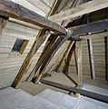 Interieur, zolder, kapconstructie - Scheemda - 20341556 - RCE.jpg