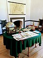 Interior, George Wythe House, Colonial Williamsburg.jpg