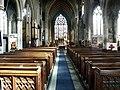 Interior of St Andrew, Heckington - geograph.org.uk - 474688.jpg
