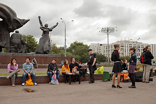 Internet freedom rally in Moscow (28 July 2013) (by Dmitry Rozhkov) 02.jpg