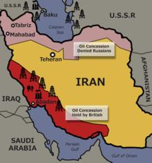 Anglo-sovetia invado de Irano