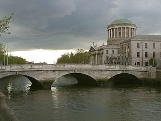 James Savage (architect) - The O'Donovan Rossa Bridge, formerly the Richmond Bridge.
