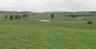 Northern Tablelands Region in New South Wales, Australia