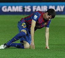 Isaac Cuenca 2011 FIFA Club World Cup Final.jpg