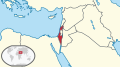 Israel in its region (de-facto).svg