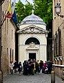Italie, Ravenne, Tombeau de Dante, 1780 (48087041703).jpg