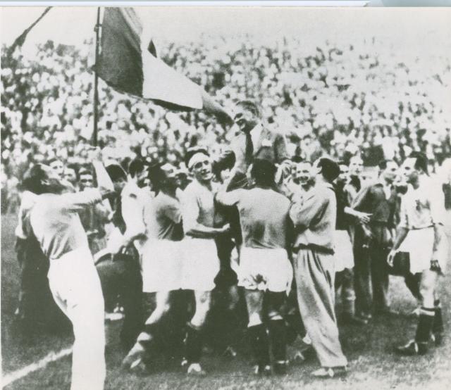 Italy squad 1934