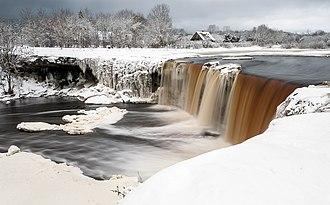 Jõelähtme Parish - Jägala waterfall