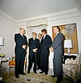 JFK and Frondizi at the Carlyle Hotel, New York City 04.jpg