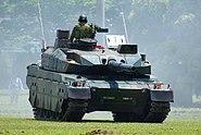 JGSDF Type10 tank 20120527-17