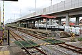 JRKyushu Takematsu Station platform 2-20200719.jpg